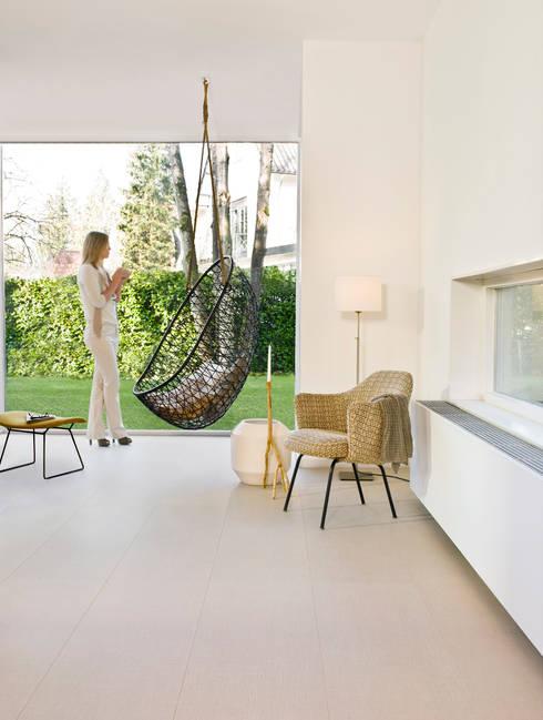 Paredes y pisos de estilo  por Quick-Step