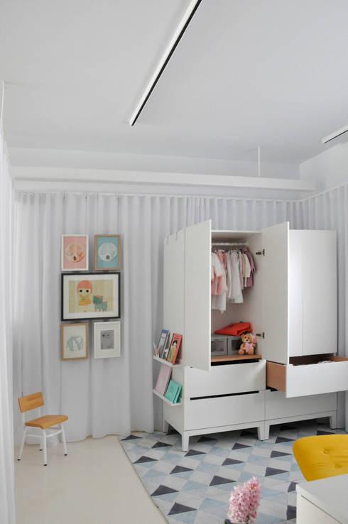 Dormitorios infantiles de estilo  por 2G.arquitectos