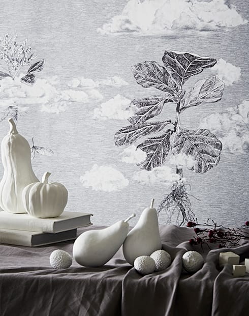 Walls & flooring by Sian Zeng