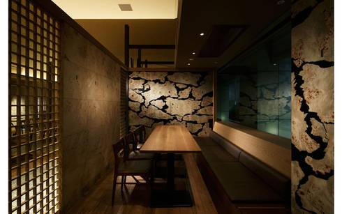 INTERIOR/7: BaNANA OFFICE INC.が手掛けたレストランです。