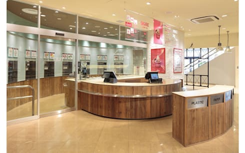 FACDE/3: BaNANA OFFICE INC.が手掛けたオフィススペース&店です。