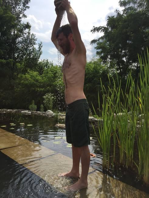 Suingiardino let 39 s jump into nature homify for Cuanto cuesta hacer una alberca en mexico
