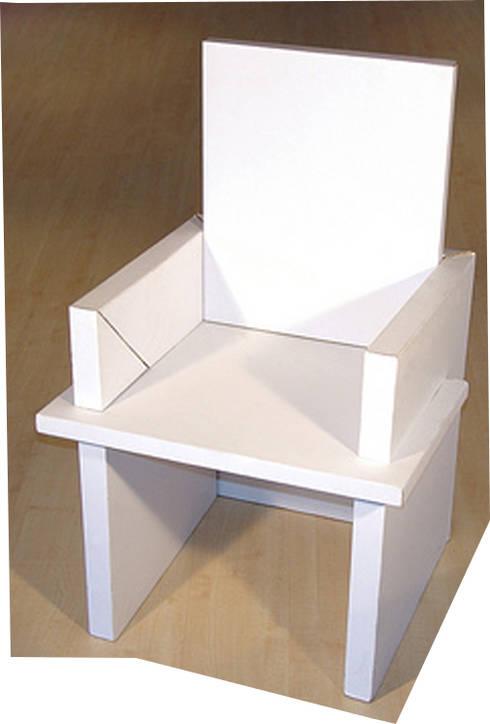 Meubles et stands en carton par my nature box homify for Meuble par nature
