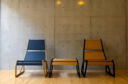 Slitta: hirakoso DESIGNが手掛けた多目的室です。
