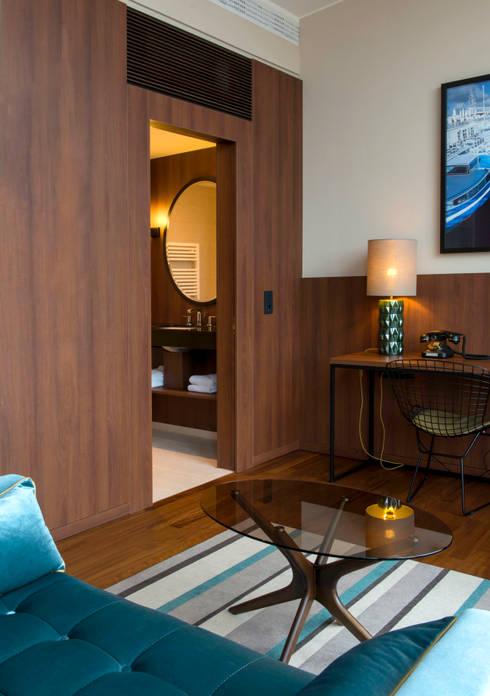 Suite - Interiordesign Hotel Berlin:  Hotels von Fine Rooms Design Konzepte GmbH