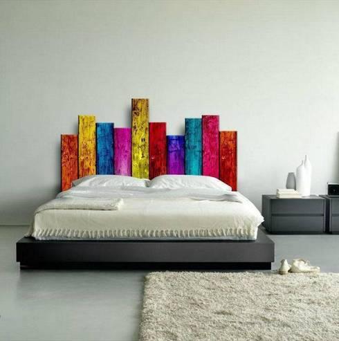Dormitorios de estilo  de Mobilya