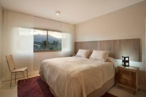 Habitación Principal: Dormitorios de estilo moderno por Cohen - Reig Arquitectura & Interiorismo
