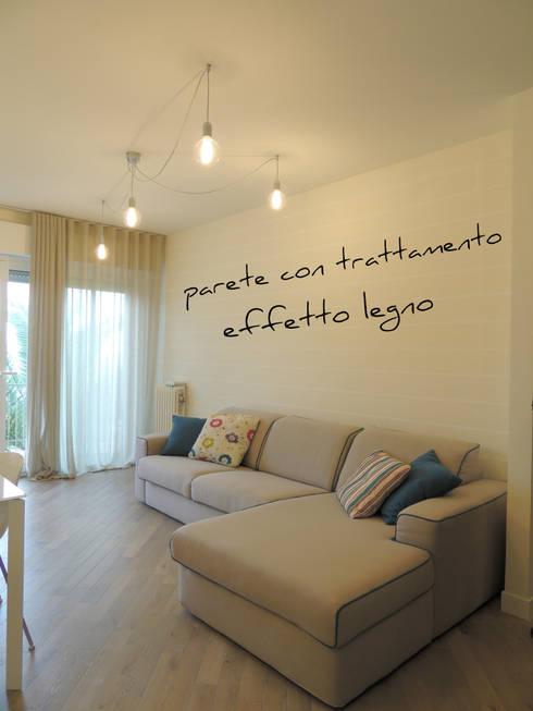 Livings de estilo mediterraneo por Nadia Moretti