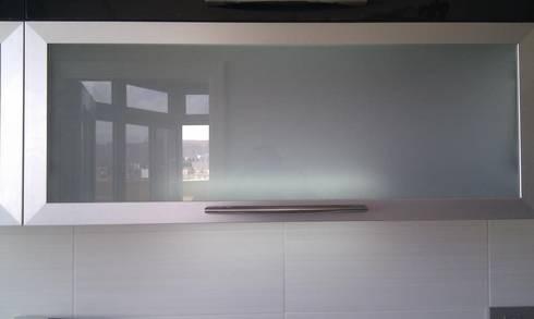 Cocinas: Cocinas de estilo moderno de mp-cocinas