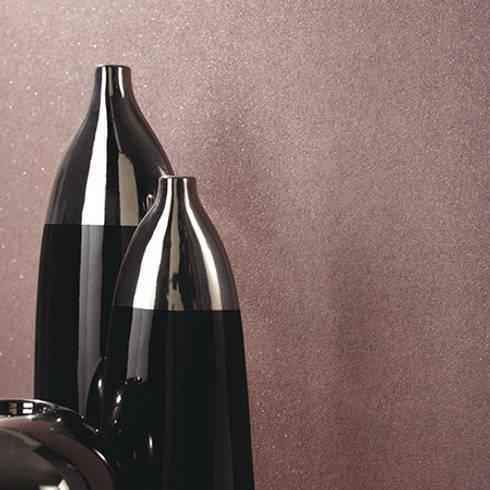 tapeten im metallic look profesjonalista tapetenstudio. Black Bedroom Furniture Sets. Home Design Ideas