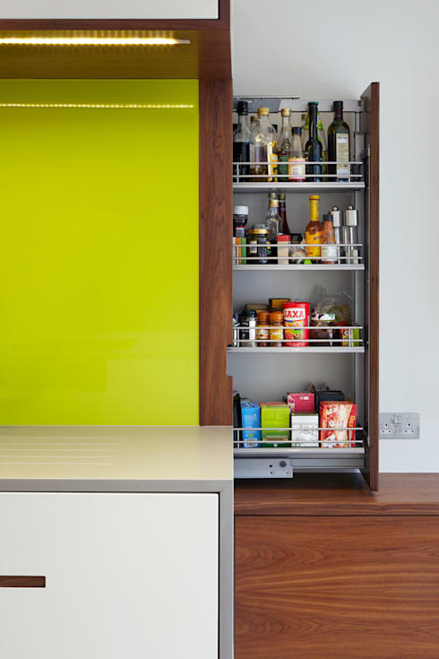 Kitchen تنفيذ Fraher Architects Ltd