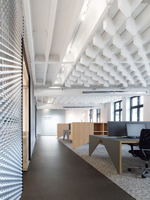 Movet Office Loft:  Bürogebäude von STUDIO ALEXANDER FEHRE INNENARCHITEKTUR