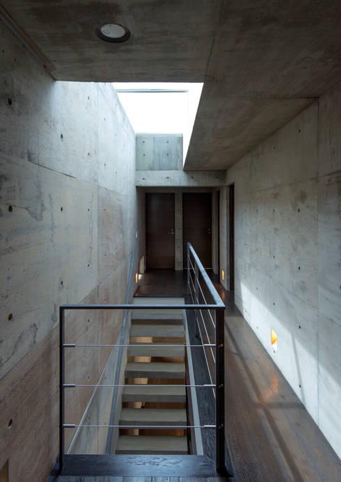 代官山の住宅 / 井上洋介建築研究所: 井上洋介建築研究所が手掛けたプールです。