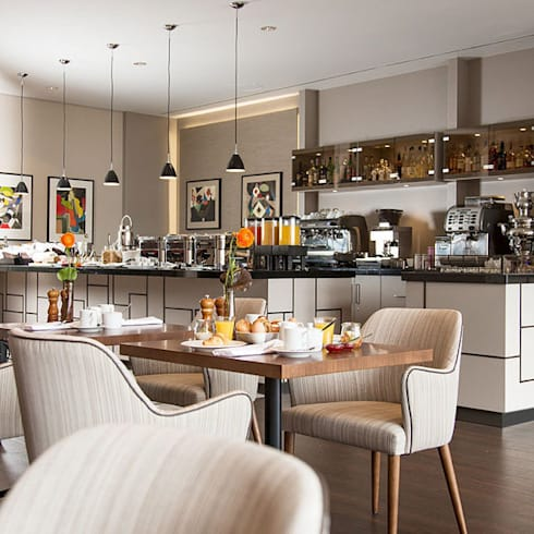 Restaurant 1:  Hotels von Fine Rooms Design Konzepte GmbH
