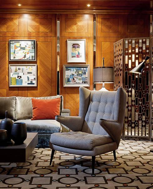 Hôtels de style  par Fine Rooms Design Konzepte GmbH