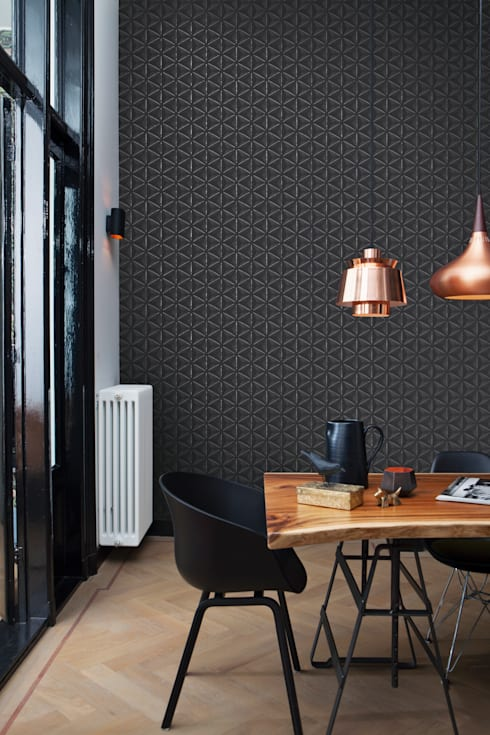 Walls & flooring by Tektura Wallcoverings