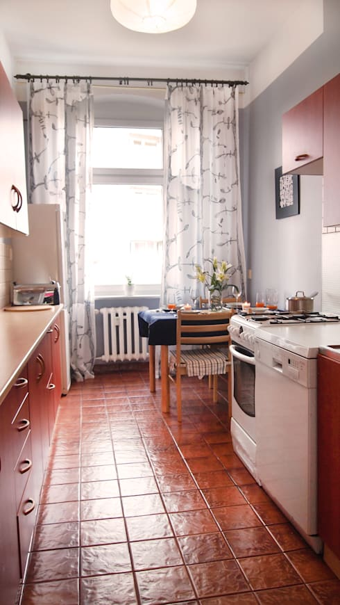Кухни в . Автор – Studio projektowe SUZUME