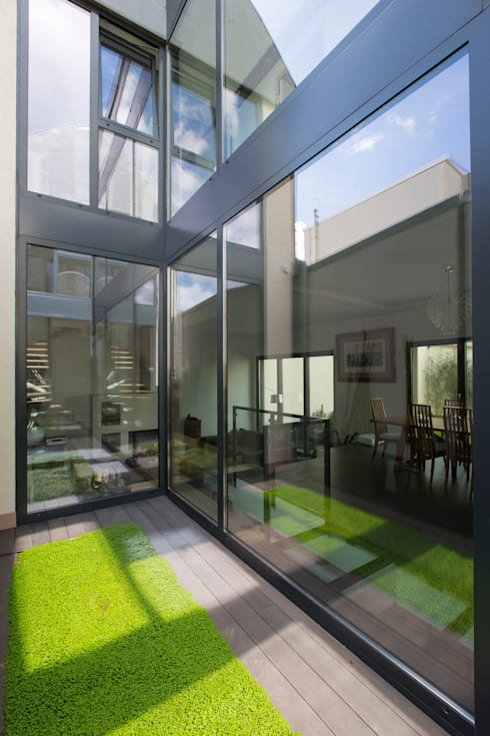 agence MGA architecte DPLG의  주택