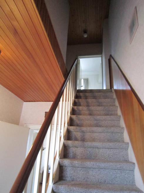 oorspronkelijke trap :   door bijvoet architectuur & stadsontwerp