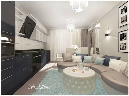 Дизайн проект квартиры казань