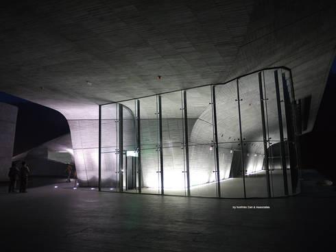 Entrance: WORKTECHT CORPORATIONが手掛けたオフィススペース&店です。