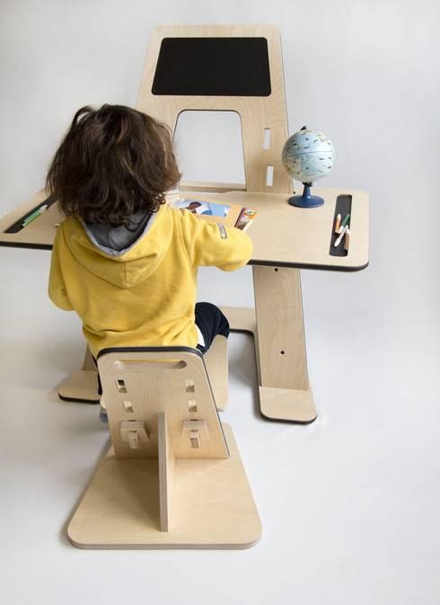 Quarto de crianças  por Good Morning Design