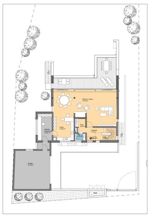 by Architekturbüro Schlesinger