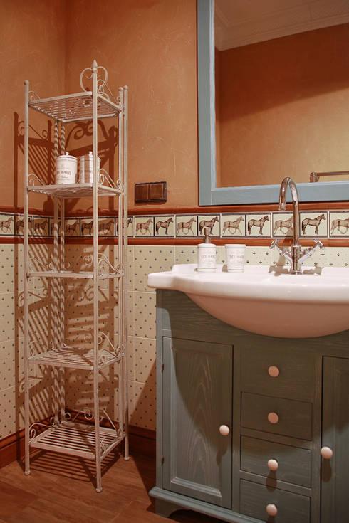 Детская ванная комната.: Ванные комнаты в . Автор – Мария Остроумова