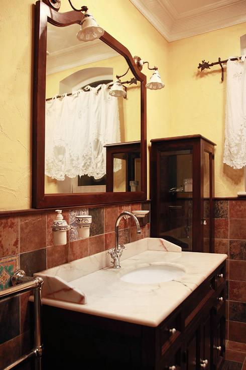 Banheiros campestres por Мария Остроумова