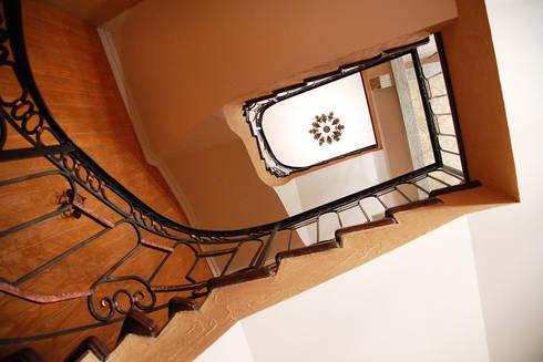Corredores, halls e escadas campestres por Мария Остроумова