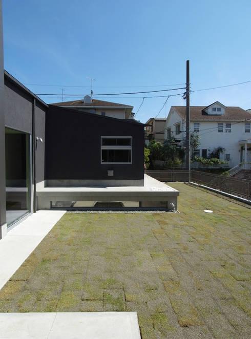 DROP ON LEAF: 充総合計画 一級建築士事務所が手掛けた和室です。