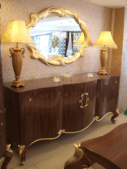 Dining room by Sonmez Mobilya Avantgarde Boutique Modoko
