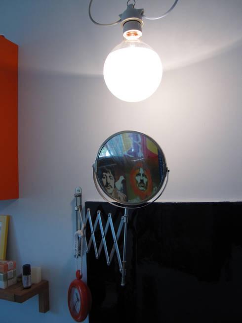 Casa de banho  por studio radicediuno