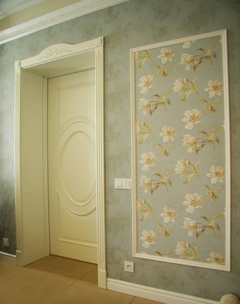 Интерьер дома в пригороде Черкасс: Окна в . Автор – дизайн-студия Олеси Середы