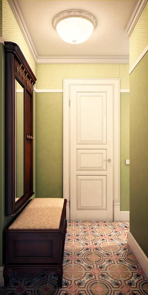 الممر والمدخل تنفيذ Marina Sarkisyan
