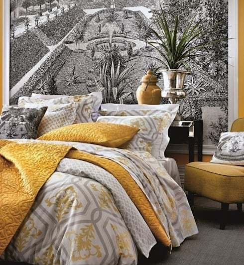 Bedroom by Pacifico Home