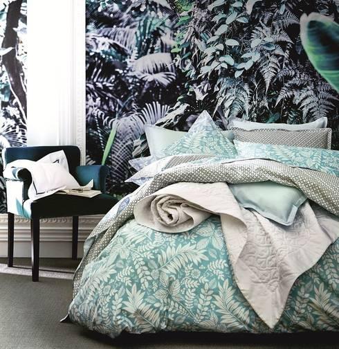 Bettwäsche Marquises:  Schlafzimmer von Pacifico Home