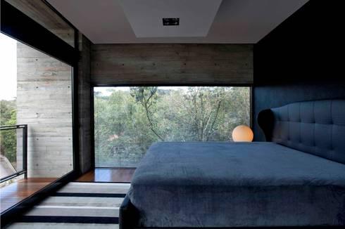 Casa | LM |: Quartos  por Marcos Bertoldi