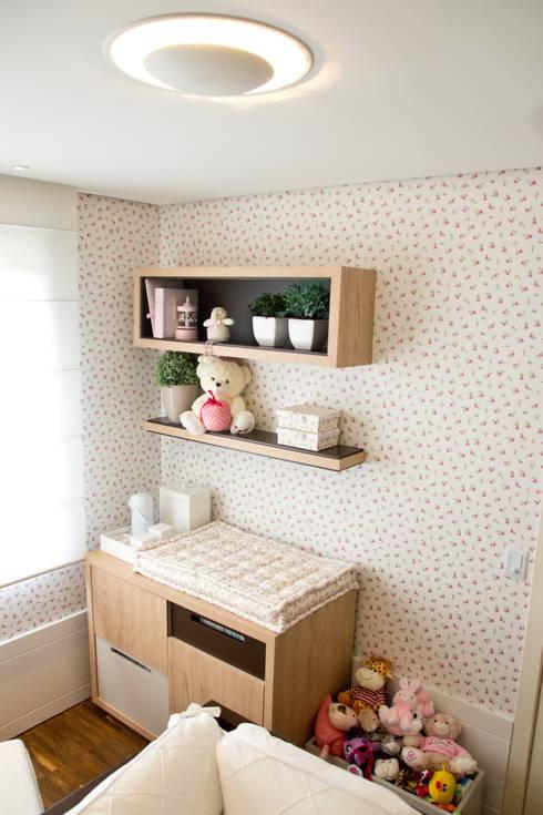 Habitaciones infantiles de estilo  por Joana & Manoela Arquitetura