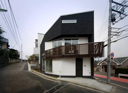 扇翁: 充総合計画 一級建築士事務所が手掛けた家です。