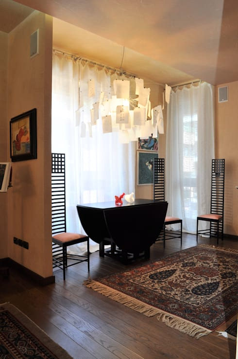Architettura d 39 interni un appartamento a torino di for Studio architettura interni torino