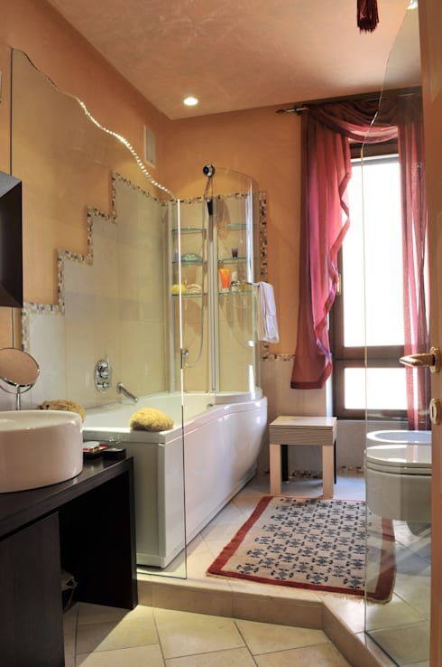 Architettura d 39 interni un appartamento a torino di for Architettura d interni