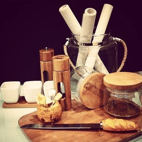 Cocina: Cocina de estilo  de Mandarina Home