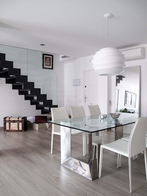 Столовые комнаты в . Автор – CECILIA POZZI INTERIORISMO