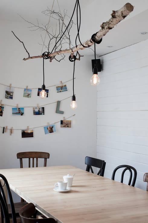 Tapas Bar Sueño: styl , w kategorii Gastronomia zaprojektowany przez Studio Inaczej