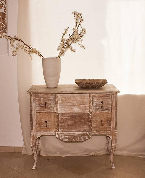 Muestrario de muebles para el hogar de muebles sarria homify - Muebles sarria ...