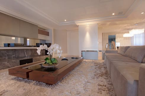 projeto  FT : Salas multimídia modernas por Camila Bruzamolin - arquitetura