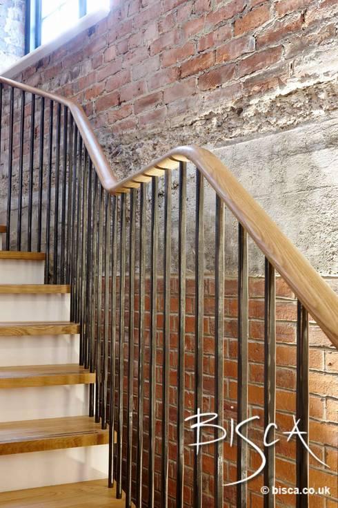 Flur & Diele von Bisca Staircases