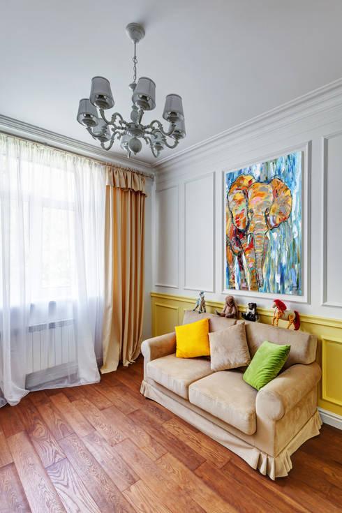 U-Style design studio:  tarz Oturma Odası