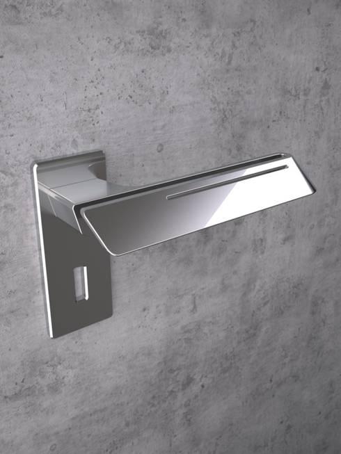 Sith Handle - Evon Handle: Finestre & Porte in stile  di Un-real Studio Associato